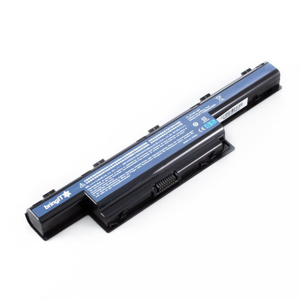 Bateria Notebook Acer Aspire 4551 4741 4741g 6 Cel
