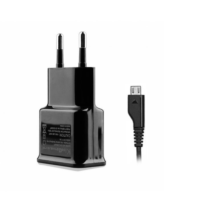 Carregador Micro Usb V8/ 2.1a Mais Mania - Mm912