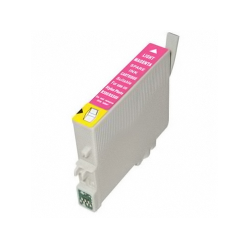Cartucho De Tinta Compativel Epson 486 Magenta Light T0486n