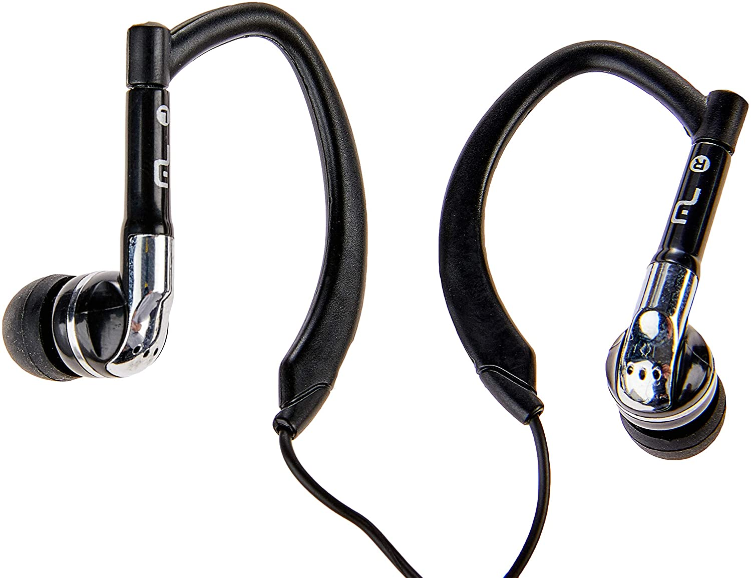 Fone Auricular P2 Earhook Preto Ph019 Multilaser