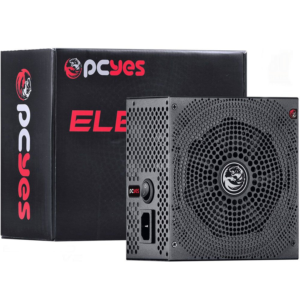 Fonte Atx 750w Real Pcyes Electro Plus Bronze V2