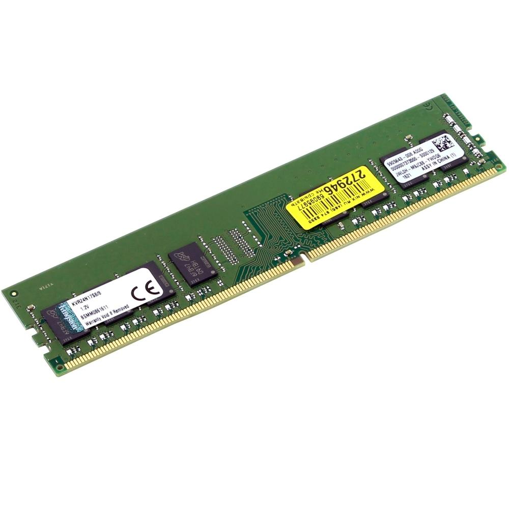 Memoria Ddr4 8gb 2400mhz Kcp424ns8/8 Kingston