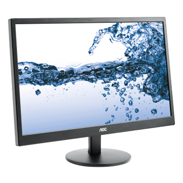 Monitor 21.5 Led E2270swn Vga Aoc