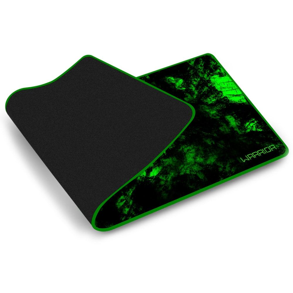 Mouse Pad Gamer Warrior Control Verde 70x30 Ac302 Multilaser