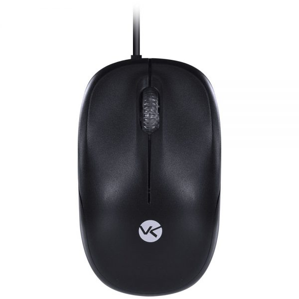 Mouse Usb 1200 Dpi Dynamic Color Preto Dm130 Vinik