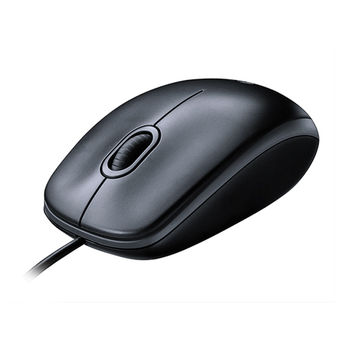 Mouse Usb Optical 1000 Dpi M100 Preto Logitech