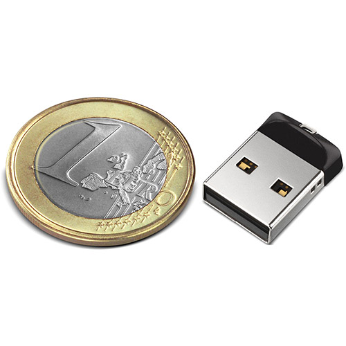 Pendrive Cruzer Fit 8gb Sandisk