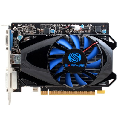 Placa De Video R7 350 2gb 128 Bits Ddr5 Pci-e 3.0 Sapphire