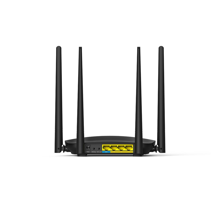 Roteador Wireless 1200mbps 4 Antenas Dual Band Ac5 Tenda