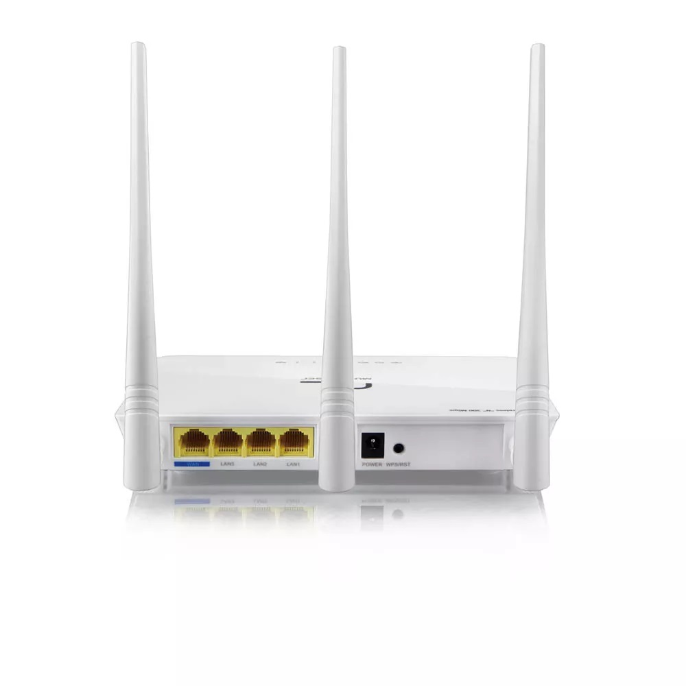 Roteador Wireless 300mbps 3 Antenas 2.4ghz Re163v 5dbi Multilaser