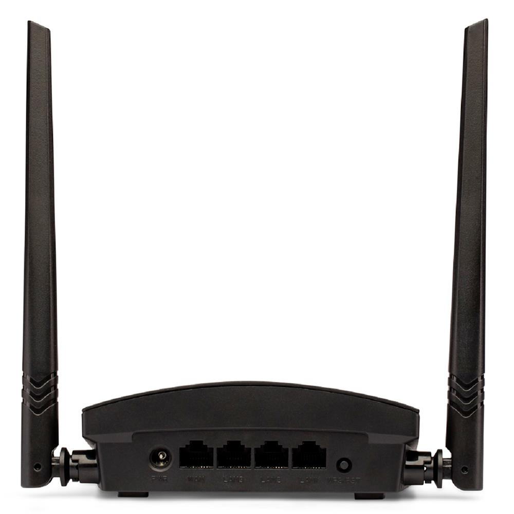 Roteador Wireless 300mbps 2 Antenas Rf 301k N300 Intelbras