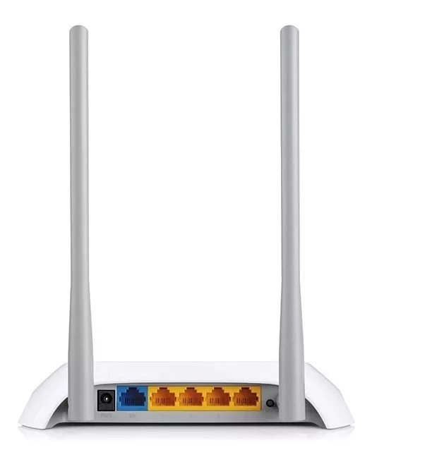 Roteador Wireless 300mbps 2 Antenas Tl-wr840n W Tp-link